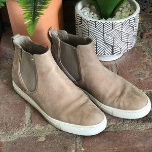 VINCE Newlyn Hightop Sneakers